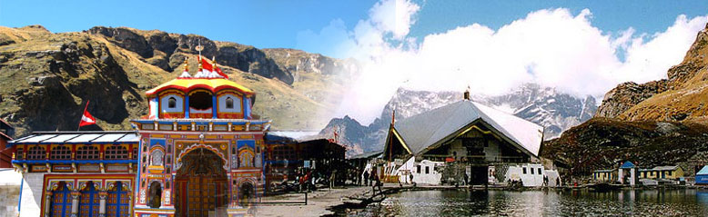Badrinath Hemkund Sahib Velley of Flowers